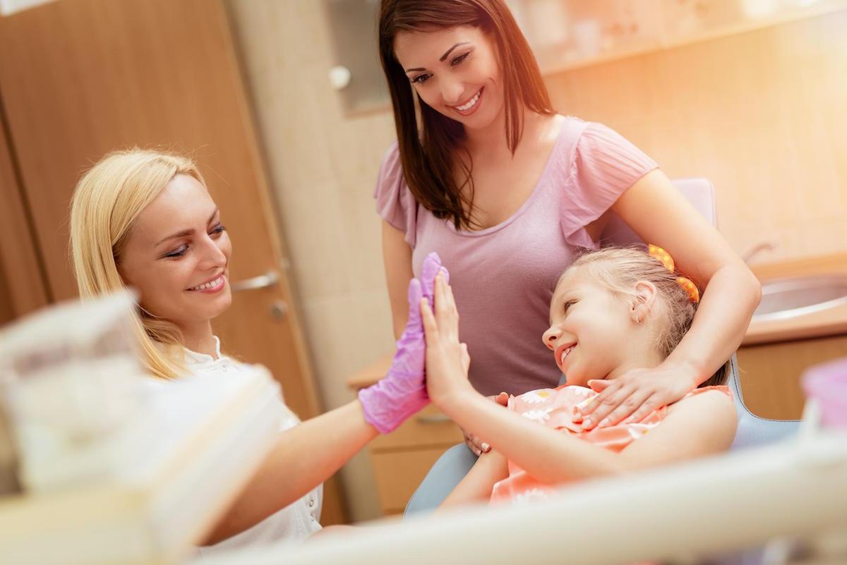 childrens dental emergency