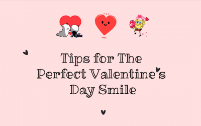 Tips for The Perfect Valentine's Day Smile from your Hoppers Crossing Dentist