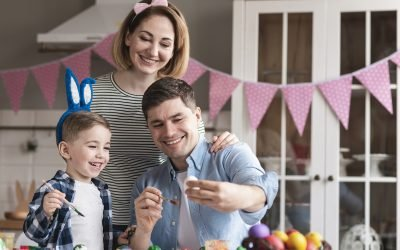 Top 8 Ideas for Easter at Home from your Hoppers Crossing Dentist