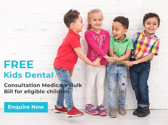 free kids dental banner home hoppers crossing