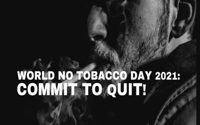 World No Tobacco Day 2021 in Hoppers Crossing: Commit to Quit!